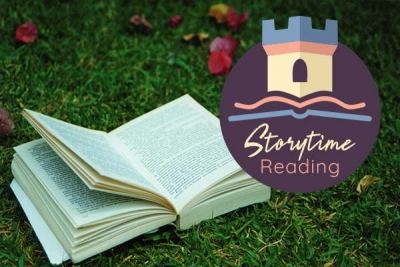 LIVE - Storytime Reading in the Park