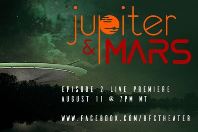 Join us for the premiere of Episode 2 of 'Jupiter & Mars'